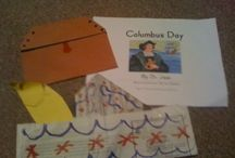 Columbus Day / Crafts, activities, and learning ideas for Columbus Day with kids.