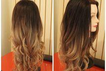 tinte de cabello