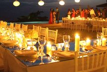 Decor / Decor is an important essence of a wedding.