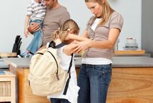 Family and Children / Tips and strategies for reducing chaos at home
