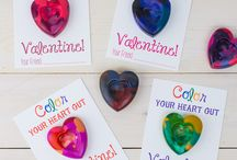 Valentine's gifts for Mya's peers