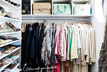 xX Closet Couture Xx / Gorgeous wardrobes that you want - need - to rummage through!!