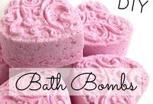 bath bombs without witch hazel