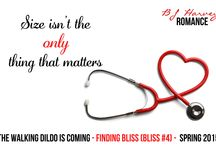 """Finding Bliss - Bliss #4 - The End of an Era / Finding Bliss - Dr Noah """"The Walking Dildo"""" Taylor's story is coming in the first half of 2015 and it promises to be the best yet."""
