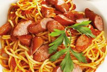 Sausage Recipes  / Simply and tasty recipes featuring sausage as the main ingredient.  Great inspiration for our award winning Superquinn sausages!