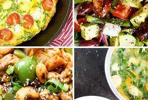 Diet menus