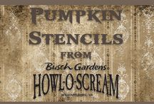 Halloween DIY Ideas / Want to throw a truly ...killer...Halloween party? Look no further than the spooktacular experts from Busch Gardens' Howl-O-Scream in Williamsburg Va.