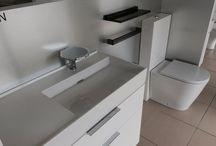 Wash Basins / Wash Basins Select your ideal wash basin.   Aquabrass  Decolav  Duravit  Herbeau  Laufen  Madeli  NeoMetro  Oceana  Stone Forest  Toto  Kohler