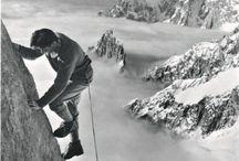 wspinaczka, góry