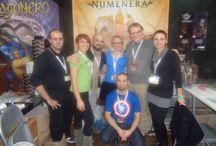 Monte Cook Games Crew & Friends