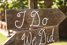 Wedding Ideas / by Sherry Bonitz
