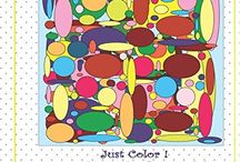 Coloring Books for Adults | Anne Manera / Here's a look at the variety of coloring books by Anne Manera All books are available on Amazon and Etsy. www.annemanera.com