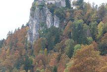 Castillos en Roca