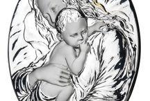 ICONE SACRE / pannelli con icone cattoliche in argento,capoletti,quadri