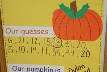 Teaching--halloween
