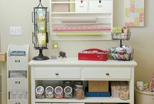 Craft Rooms / by Paper Crafts & Scrapbooking Magazine