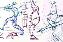 Рисование персонажей