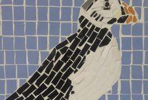 Hand-Crafted Mosaics