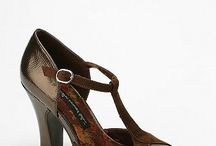 Vintage - Style Shoes