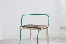 Seat Selection / Project 1 furniture design