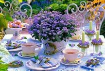 Tea Party / by Renae Heds