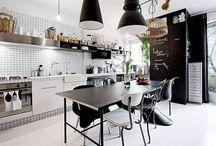 In black&white / Arredamento
