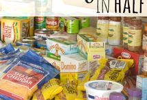 Save money on Groceries! / Ways to save some money while you are shopping your groceries!