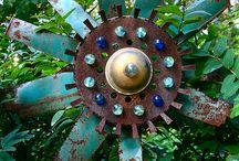 Garden junk / by Tammy Ferrari