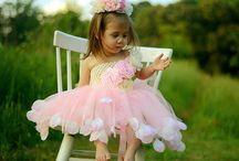Prenseslere Özel En Şık Elbiseler - Chic Dresses for Girls