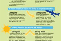 Disney Honeymoon - Planning Tools and Touring Plans / 10 Days at Walt Disney World Then a 14 night Disney Cruise through the Panama Canal and up to California for 5 Days at Disney Land. It was getting to crazy had to split my hundreds of pins into groups.