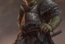 Orc • Male