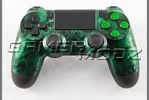 PS4 Custom Modded Controllers / Custom PS4 Controllers by GamerModz / by GamerModz