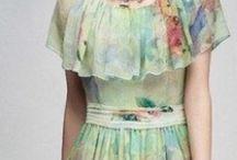 Dress long fio