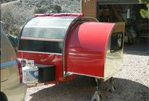 Tiny Trailers & Teardrop campers