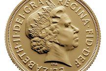 Soverign Coins