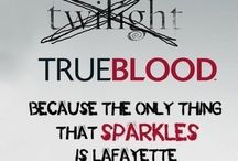 True Blood / by Kate Kenney