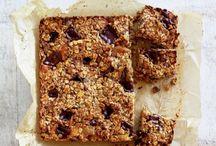 Healthy baking / Not so naughty treats