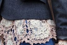 lace reworked ideas