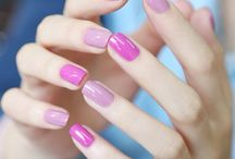 Nail color combos / Great color stories