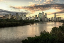 Brisbane, Australia / Appreciate where you are in the world, not just where you want to be.
