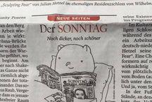 Tagesspiegel / Die Genießer im tagesspiegel