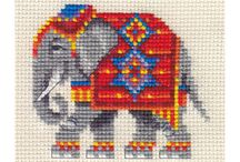Cross stitch India