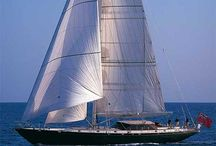 90 Sail Yacht- Jachtbouw Whirlwind / Images of the sailing yacht Whirlwind, a 90 foot Jachtbouw.