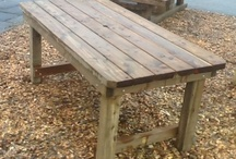 Garden Rustic Furniture