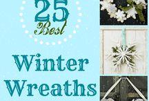 Wreaths / by Cynthia Schoettle-Bland