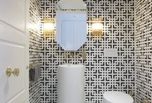 bathroom (modern art deco)