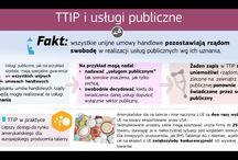 Czym jest umowa #TTIP? / Czym jest umowa #TTIP? Co będzie obejmować i kto jest za nią odpowiedzialny? Tego dowiecie się z naszych infografik.