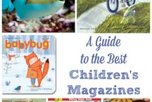 Kids Books and Magazines / Book and magazine lists for kiddos!