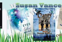 Susan R Vance / Susan Vance is a new author. Her first novel is titled, Eyes Like Mine. A story about a young woman who must face her past and the secrets it holds in order to move on. Will she lose the only true love of her life in the process? Click the link and learn more about this exciting novel. Her second no...