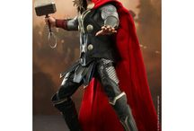 Thor: The Dark World / After you've finished watching the latest Thor movie, pick up the latest 1/6 scale figure from Hot Toys! Extremely detailed! Pre-Order here: http://goo.gl/Ms5vkf